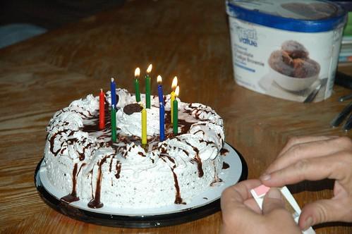 Seans Birthday