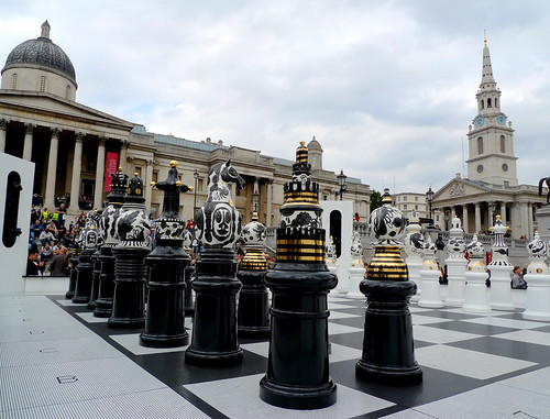 the tournament at trafalgar square by you.