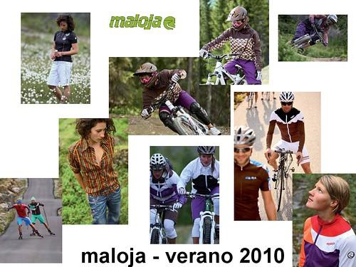 Maloja ropa deportiva. Nueva colección Invierno 2011/2012 para tiendas