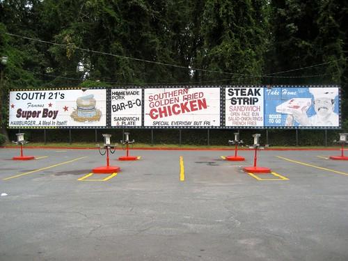 South 21 Billboards