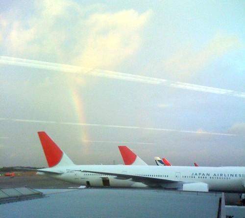 llegada a Tokyo