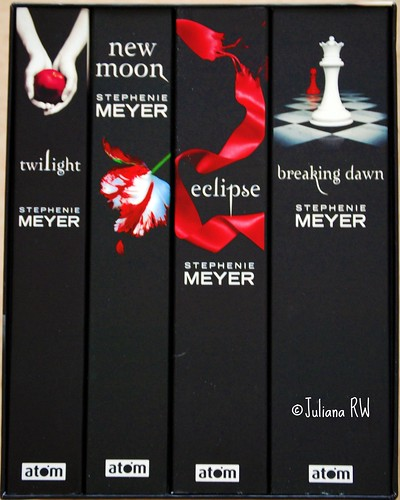 The Twilight saga series