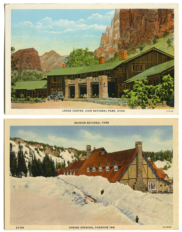 Zion National Park Lodge_Rainier National Park Lodge_tatteredandlost