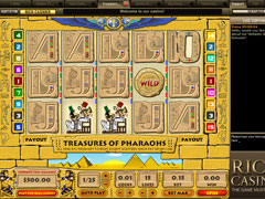 Treasure of Pharaohs