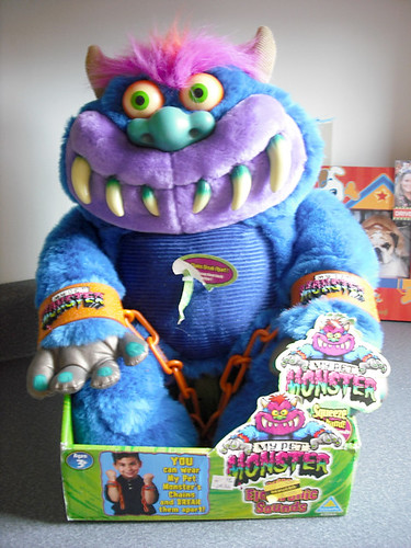 2001 Toymax My Pet Monster Doll W Sounds A Photo On Flickriver