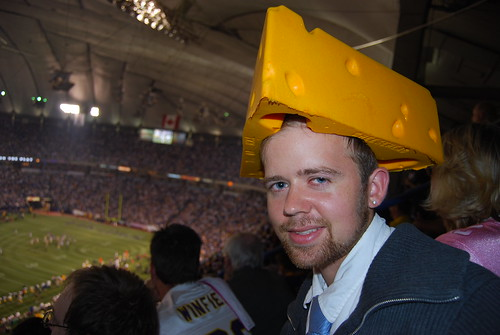 Tom the Cheesehead