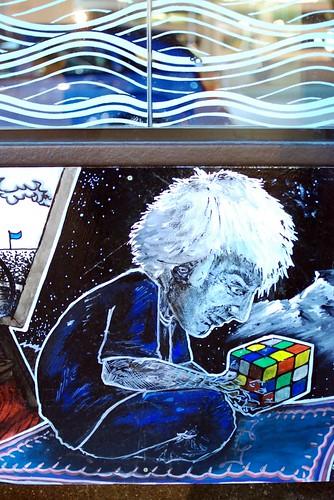 Rubik's Bustop