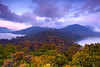 twin lakes (tropicaLiving - Jessy Eykendorp) Tags: twinlakes landscape lakes lake tamblingan buyan gobleg bedugul bali indonesia tropicaliving canoneos50d efs1022mm hitechfilters bwcpl rawproccessedwithdigitalphotopro tiffproccessedwithadobephotoshopcs3 nature outdoorphotography vosplusbellesphotos