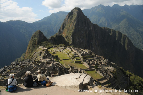 Appreciating Machu Picchu