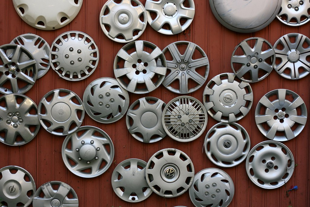 Day 193. Hubcaps