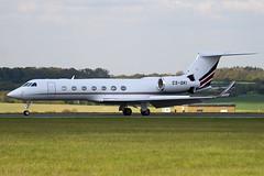 CS-DKI - 5166 - Netjets Europe - Gulfstream G550 - Luton - 090429 - Steven Gray - IMG_7704