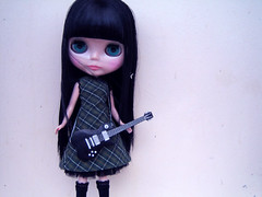 my little guitarist  Emily