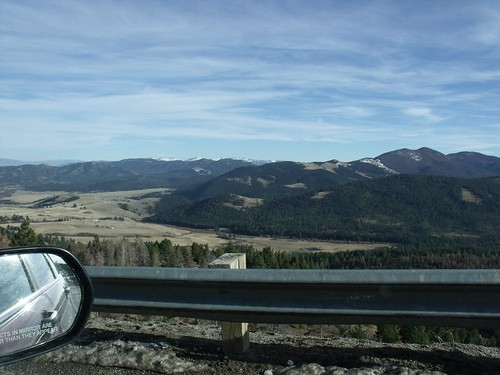 View from MacDonald Pass