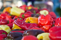 Peppers (Culinary Fool) Tags: fall fruits vegetables farmersmarket produce universitydistrict culinaryfool udist 2470mm28 udfm