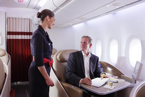 A bord de l'A380 Air France  (7)