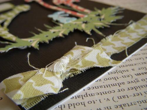 hello.  fabric ribbon