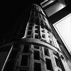 tower (akira ASKR) Tags: night bronica okinawa naha 2009 acros bronicas2 neopan100  zenzabronica ei80 zenzabronicas2 akiraaskr