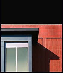 on target (eYe_image) Tags: abstract building architecture michigan target bloomfieldhills