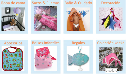 Sacos de dormir para niños en la tienda Peques-Guays