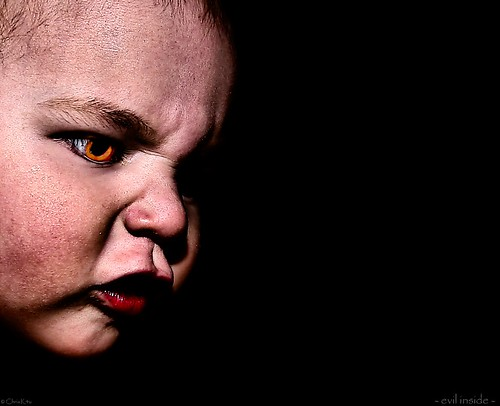 - evil inside -