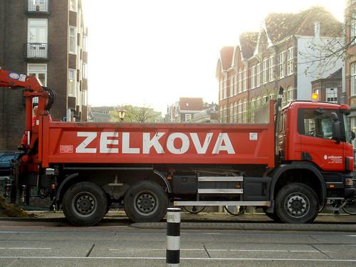 Zelkova Truck