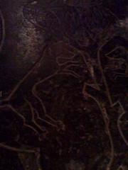 Peter Udny's Grave Slab, Detail