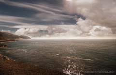 ocean deep (Kris Kros) Tags: ocean photoshop point pacific pch kris kkg mugu cs4 kros kriskros kkgallery