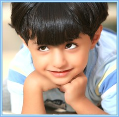 Cute Kuwaiti (alkhaledi) Tags: morning blue light boy amazing nice place kuwait q8 photographe