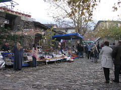 Traditional Ottoman village (CyberMacs) Tags: house building architecture turkey village market traditional trkiye trkorszg bazaar yildirim ottomanarchitecture ky cumalkzk yldrm cumalikizik
