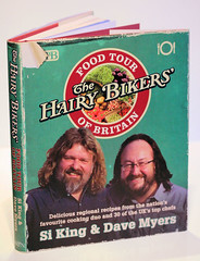 Hairy Bikers cookbook 6439 R