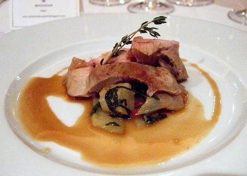 Roussillon milk-fed lamb and thyme