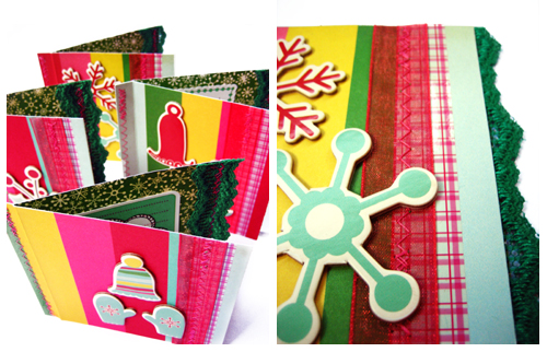 Christmas Cards Collage
