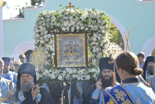 icône de la Mère de Dieu de Koursk