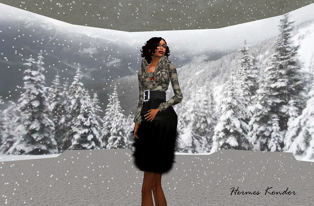 Winter Wonderland Le Charme Fashion Siofra