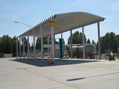 SteelMaster Commercial Steel Carport