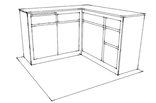 Craftsman Bungalow Restoration #23: Making Kitchen Cabinets ...