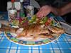 Parga Fried Fish in Campeche