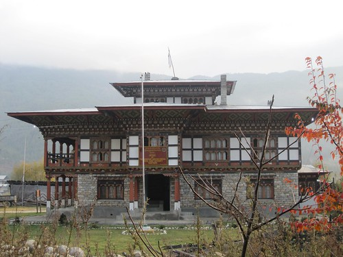Bumthang office block