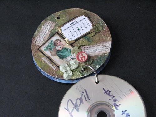 CD Calendar - March 013