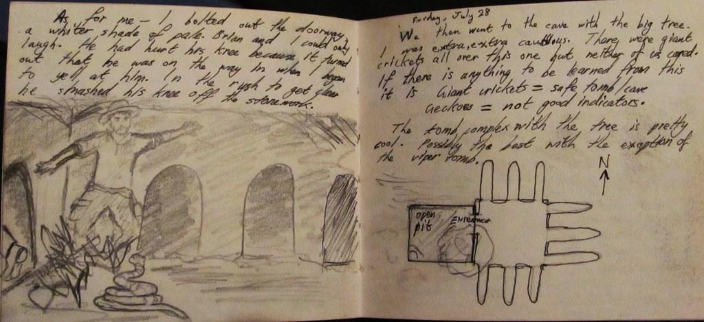 The Viper Tomb: an adventure...sort of