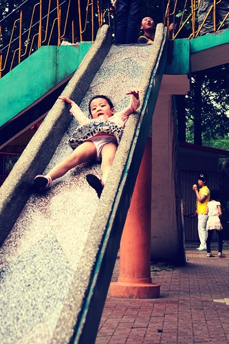 滑梯 by Houzi2