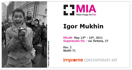 Gallery Impronte at MIA - Photography Art Fair, Milan