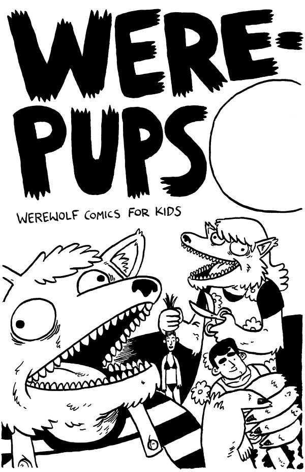 werepups_frontcover