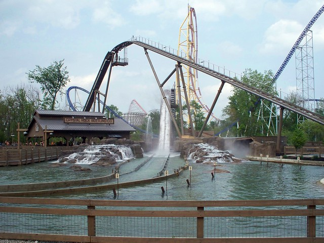 Cedar Point - Shoot the Rapids