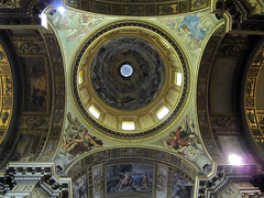 San Andrea della Valle (Verbunkos) Tags: roma church italia dome domenichino sanandreadellavalle giovannilonfranco