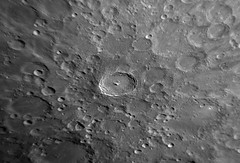 20170207 21-29 Tycho Region (Roger Hutchinson) Tags: tycho moon craters space astronomy astrophotography london celestronedgehd11 asi174mm solar system