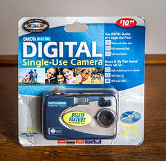 DAKOTA DIGITAL (2003) (maoby) Tags: collection dakota camera singleuse nikon d600 fun funny