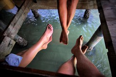 Free Foot Society (! .  Angela Lobefaro . !) Tags: ocean travel sunset sea vacation sky holiday feet beach nature glass girl leaves clouds hair table thailand island foot freedom interestingness sand firefox asia toes play quality patterns gimp free swing flipflop explore cielo thai nubes heel ankle frontpage ubuntu idyllic italians kohchang isola kochang trat kubuntu amazingthailand holidaytrip explored thailandtravel i500 natuzzi holidaysvacanzeurlaub angiereal futab angelamlobefaro hggt gettyvacation2010