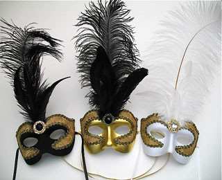 Unique Masquerade Party Masks