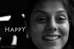 Happy (~FreeBirD~) Tags: bw india sexy love girl smile loving happy freedom interesting nikon friend eyelashes view d70 nikond70 expression candid indian teeth joy happiness sensual sharp fave belle strong crown features express care really attention emotions carefree learn bigsmile bigger newdelhi splendid freebird hearty areyouhappy canyou putyourhandsup truesmile manibabbar maniya ifyoulikeit definehappiness pujaa questionoflife heartwinning allthesingleladies singlelady definehappy friendshipdays putaring shouldputaringonit